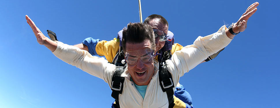 Tandem Jump South Africa
